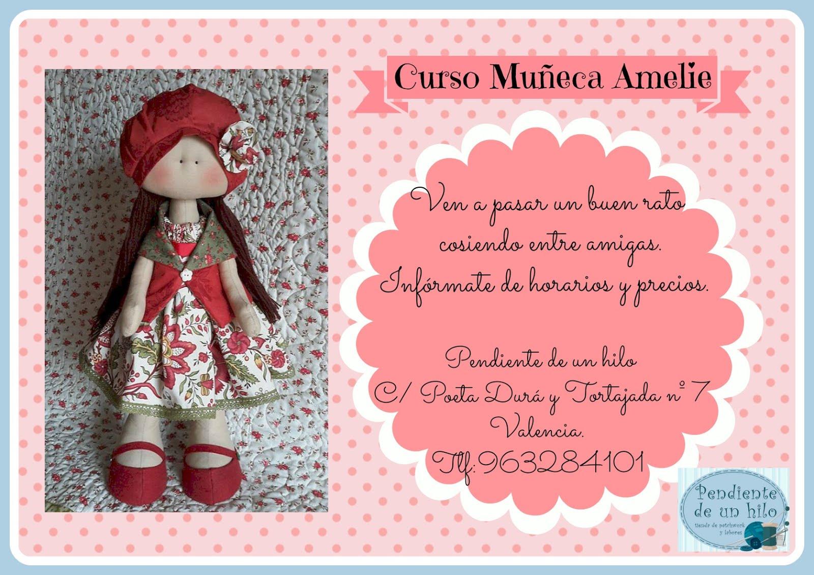 Curso muñeca Amelie