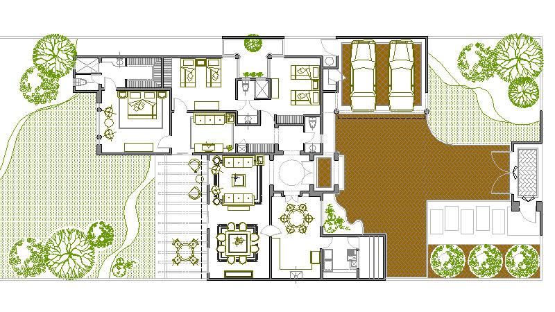 Planos arquitectonicos for Planos arquitectonicos de casas
