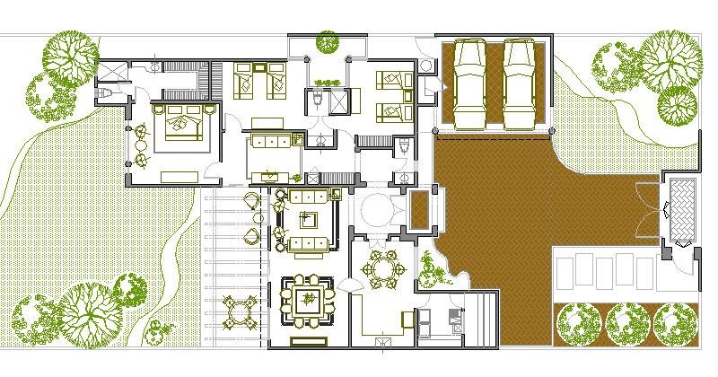 Planos arquitectonicos - Planos faciles de casas ...