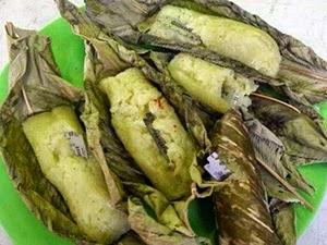 Thumbnail image for (Gambar) Pisau Cukur Dalam Kuih Kelupis Ditemui