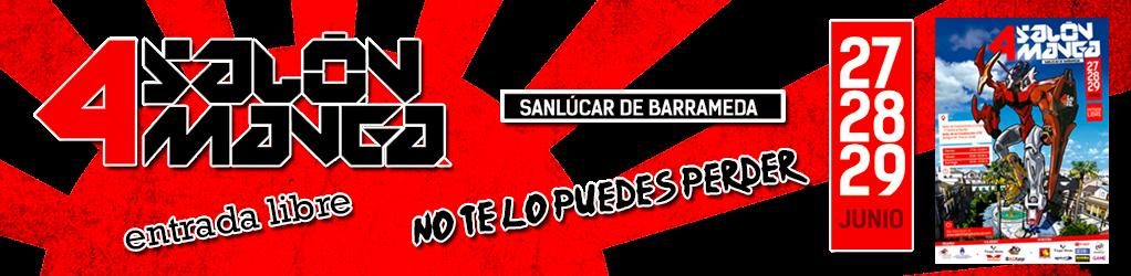 Salón del Manga Sanlúcar de Barrameda