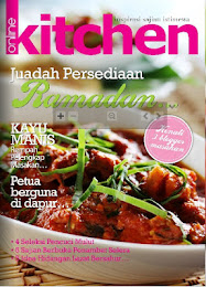 KITCHEN ONLINE Mag - 1st Launch