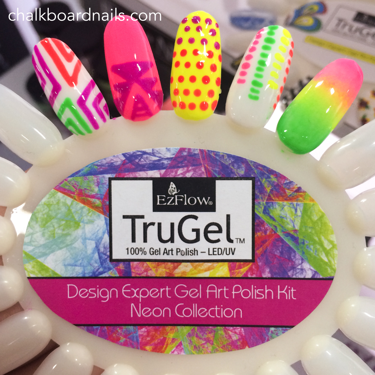 Cosmoprof North America 2014: Gels and More (Including Swatch Strips ...
