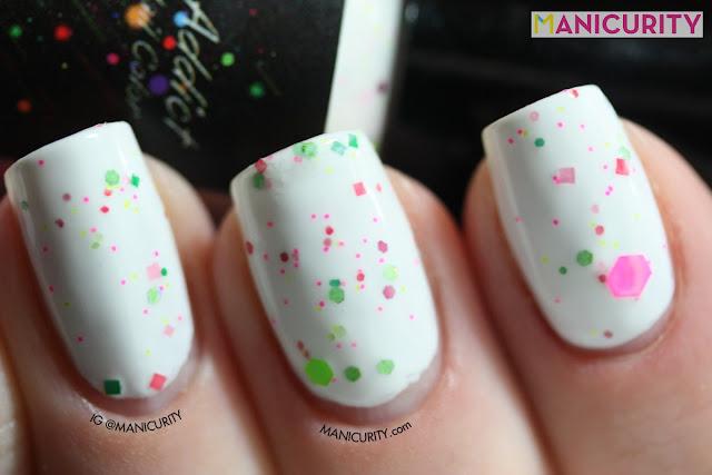 Manicurity | Polish Addict Nail Color = Summer Lovin'