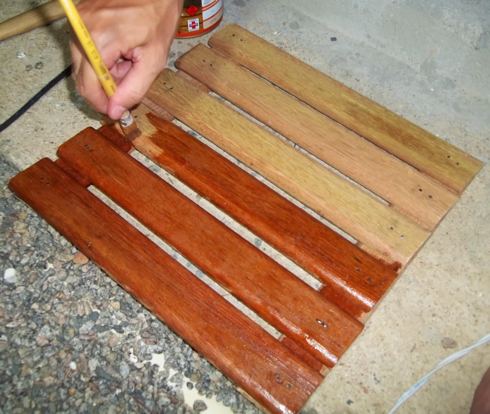 Dica virtual online: Como fazer deck de madeira no passo a passo #8E3A16 1600x1351