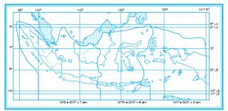 letak Indonesia secara astronomis, geografis dan geologis