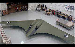 Os nazistas estiveram perto de construir um avião que poderia ter mudado o rumo da 2ª Guerra Mundial.