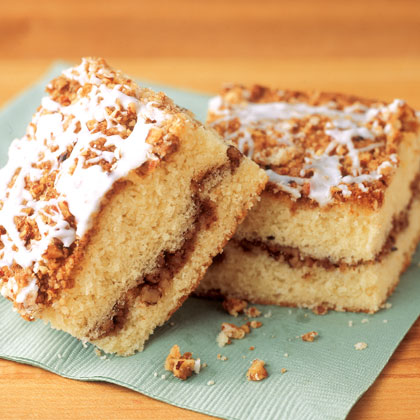 Garden to the Table: Streusel Coffee Cake