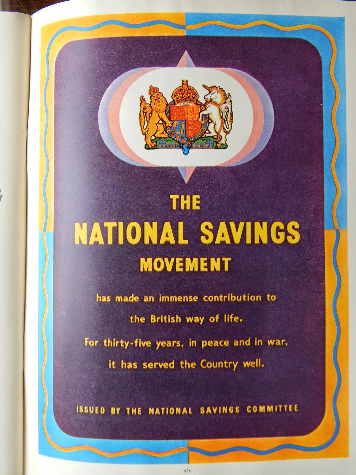 Remember buying your Savings Stamps at school?