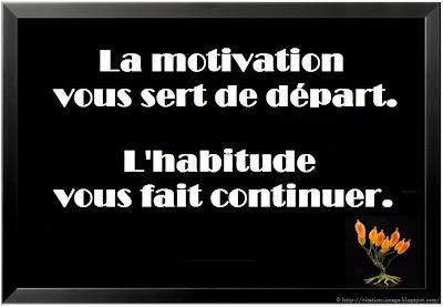 Citation motivation en image