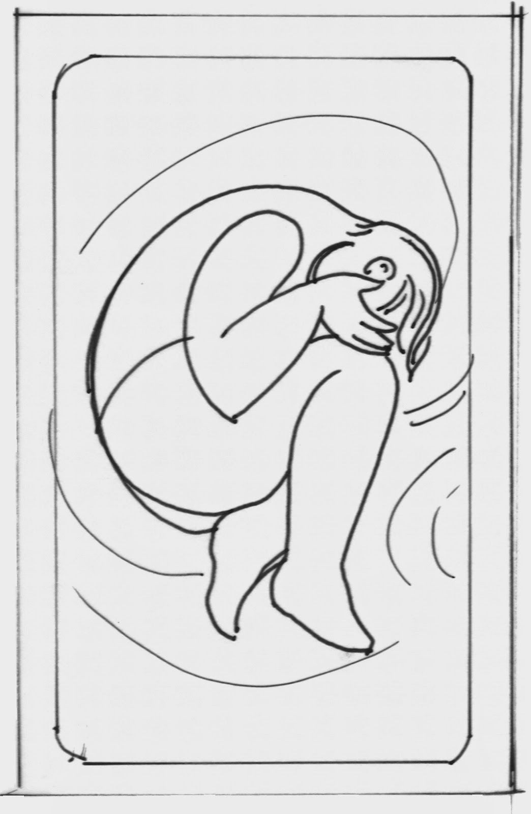 coloring pages on grief - photo#8