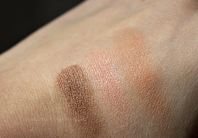artdeco look Sommer bronze makeup summer glow swatches