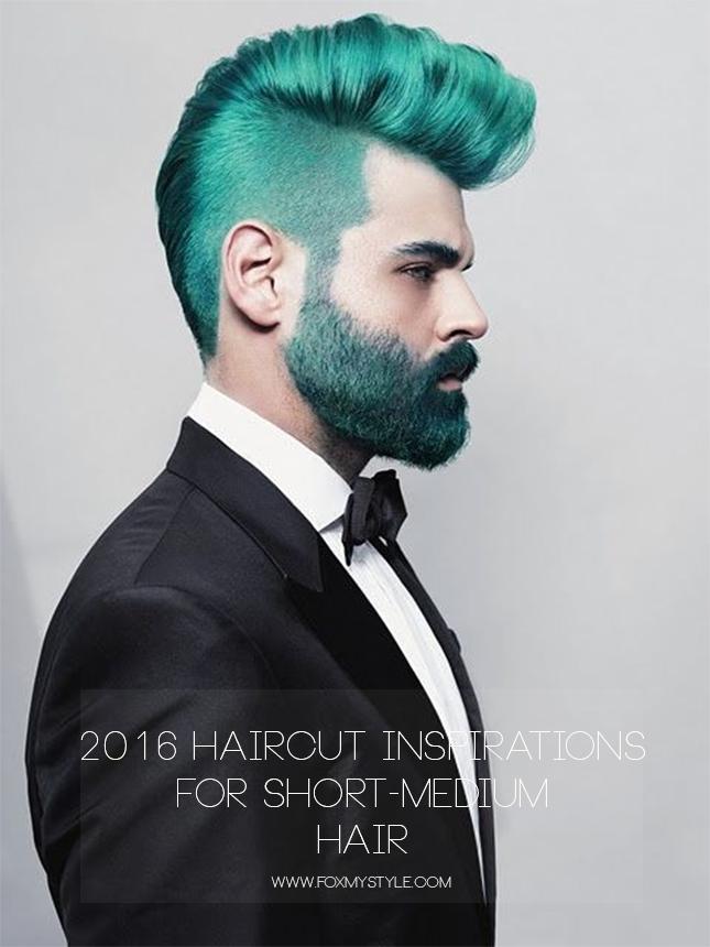 2016 Men Hairstyles