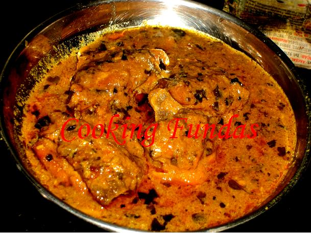 Cooking Fundas: Methi Chicken