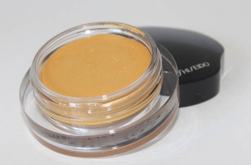 shiseido sombra 1 Sombra Shimmering Cream Eye Color da Shiseido (GD803 Techno Gold)