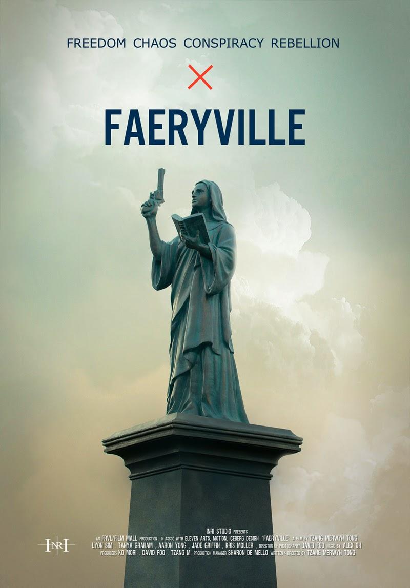 FAERYVILLE Teaser Poster