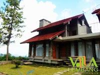 Villa Istana Bunga Lembang Blok F No.11