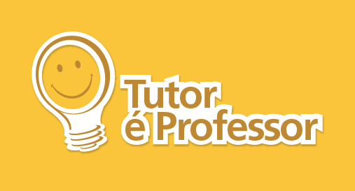 Tutor é Professor
