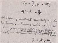 Catatan Einstein