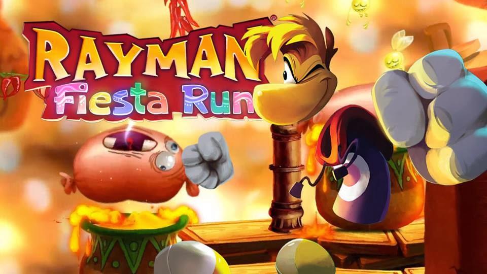 Rayman Fiesta Run скачать для смартфонов и планшетов Windows.