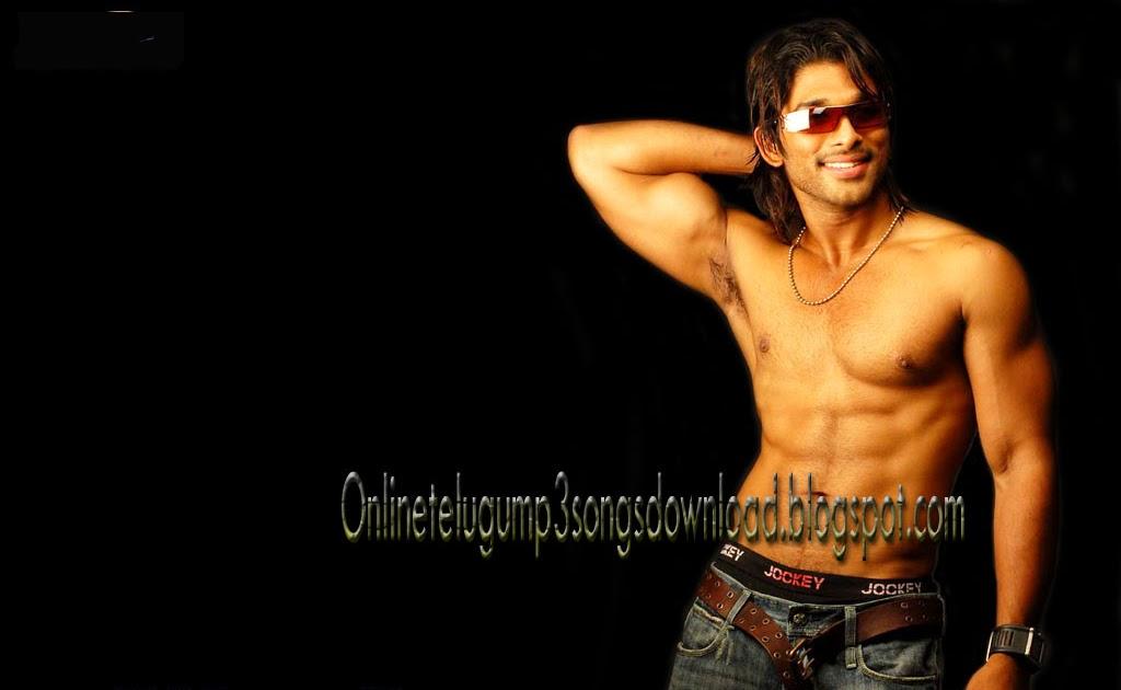 allu arjun movie songs collection telugu mp3 songs
