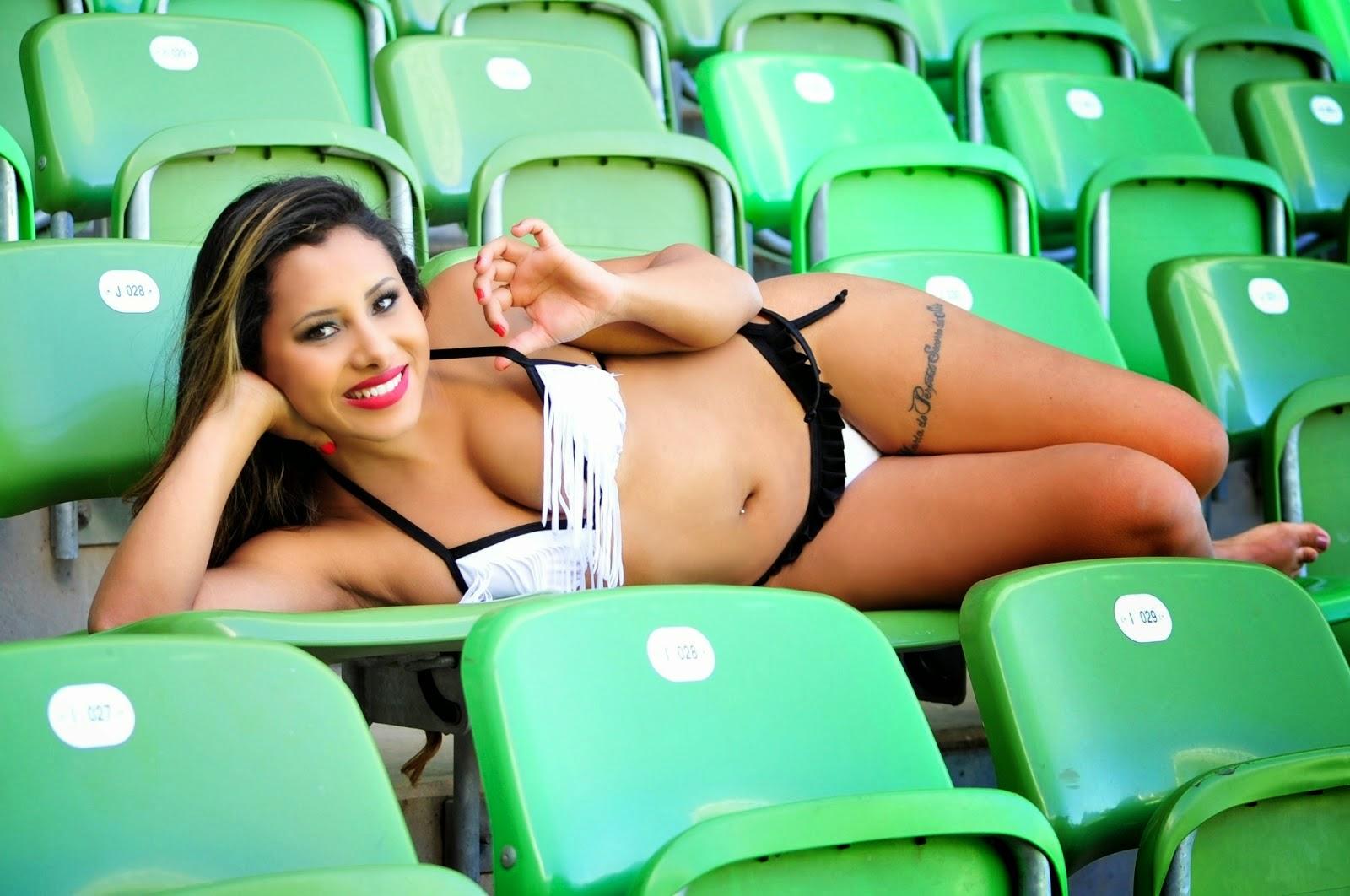 Élida Bittencourt do Atlético MG