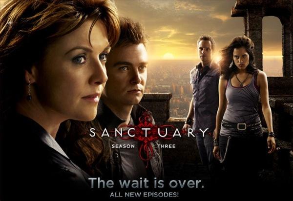 Sanctuary US SAISON 04 [VOSTFR | HDTV ] [01 à E13/..] [FS] [US]