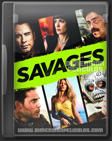 Savages (BRRip HD Ingles Subtitulado) (2012)