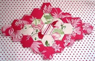 Grandmother's Flower Garden - Free Quilt Patterns, Free