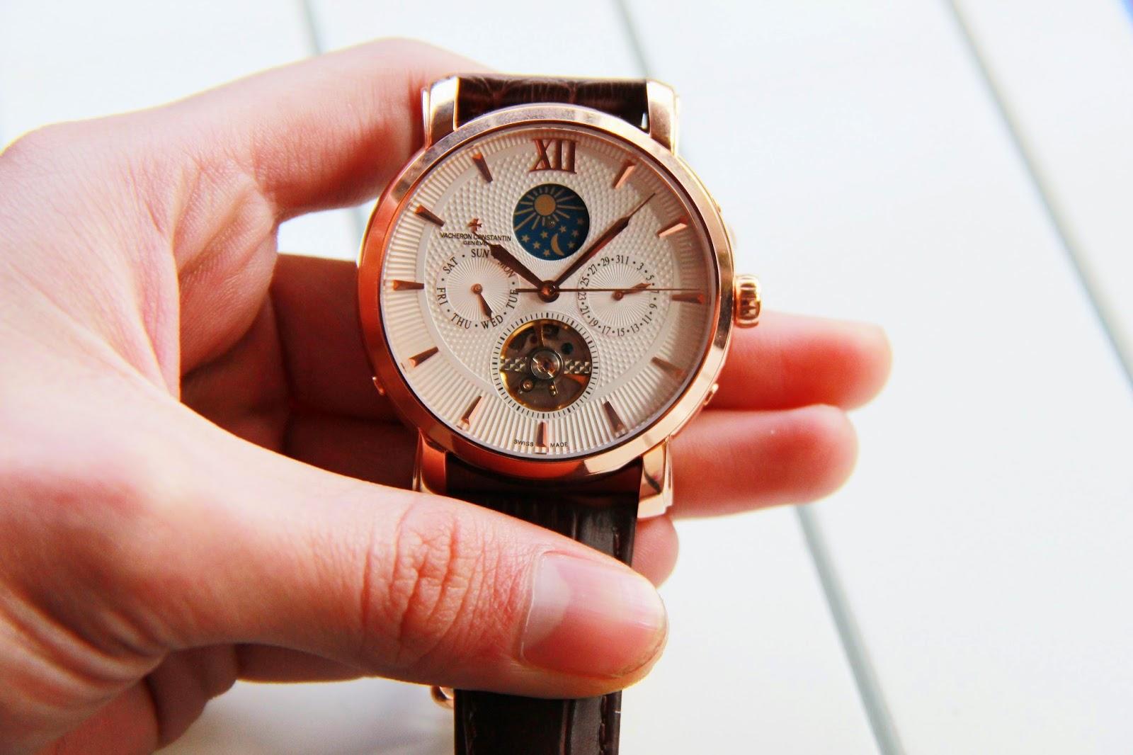 Đồng hồ Vacheron Constantin cao cấp