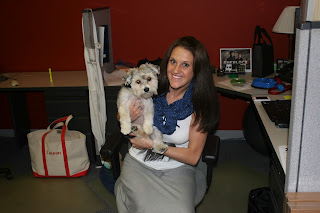 Take Your Dog to Work Day® 2012 Roska Healthcare Advertising