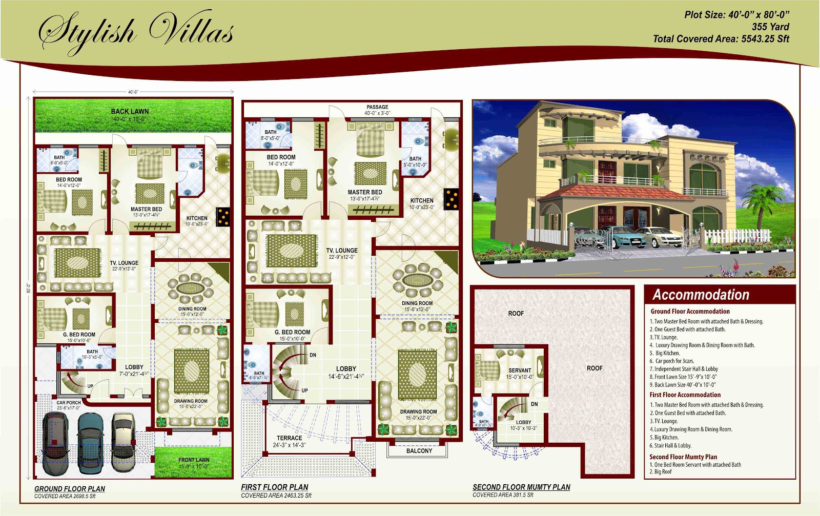 Building plans pakistani house for Pakistani homes design