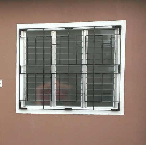 Dogcage window grills gate and home service ironworks repair window grills design - Window grills design pictures ...