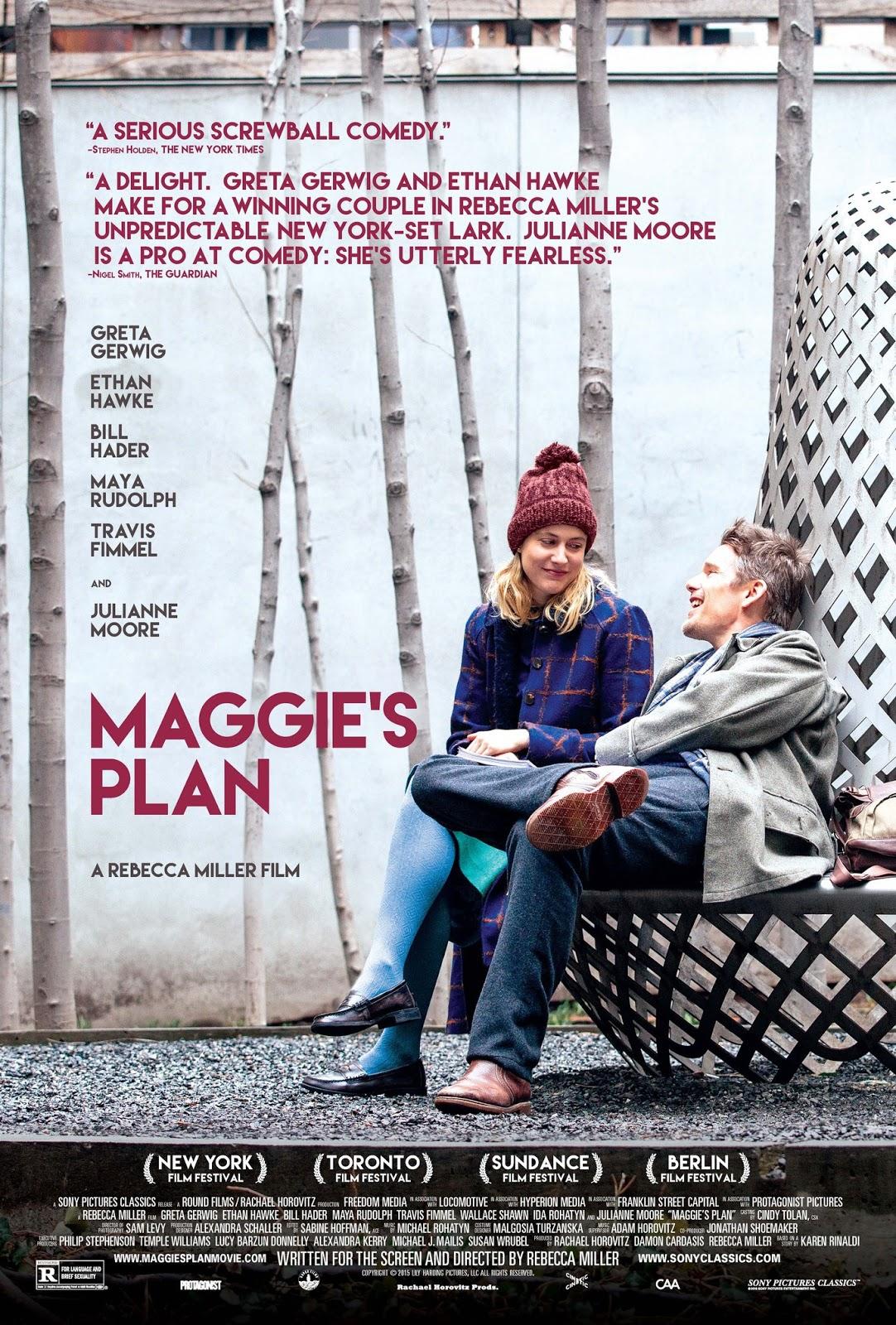 El Plan de Maggie pelicula online
