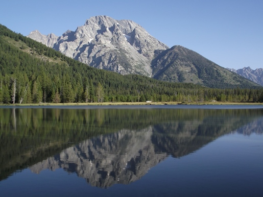 Grand Teton National Park - Cover