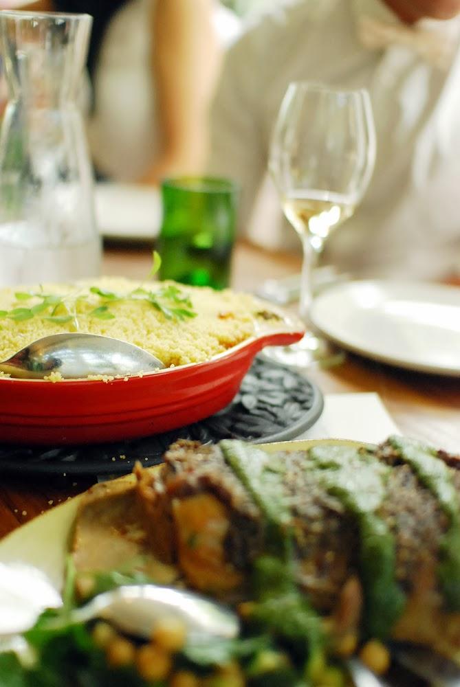 Chiswick Restaurant NSW Collective Menu Fish and Prawn Tagine