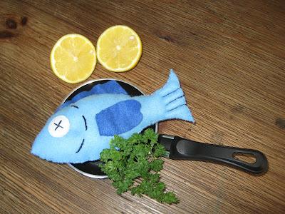 Filz Fisch