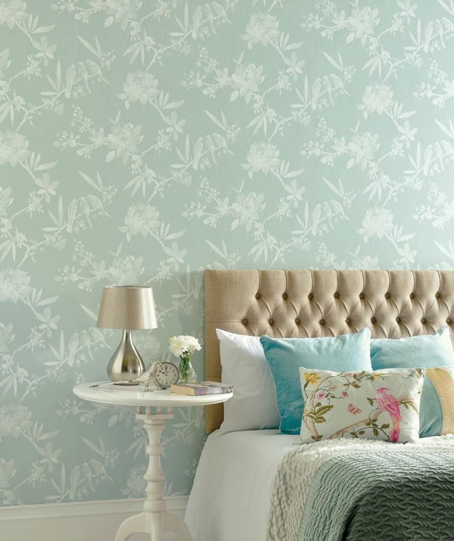 Papel de parede para quartos reciclar e decorar blog de - Paredes de papel ...