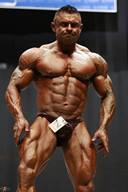 2013 NABBA Bodybuilder, Stuart Smith