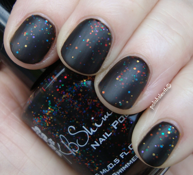 KB Shimmer's Dark & Twisty