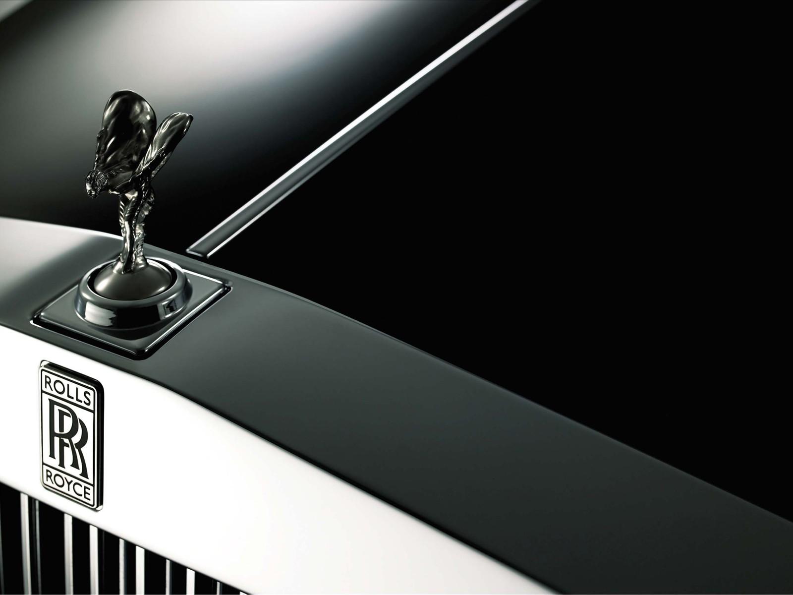 Rolls Royce Logo Auto Cars Concept