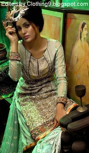 asifa and nabeel latest collection 2015
