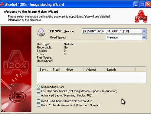 free download alcohol 120 for windows 7 with crack