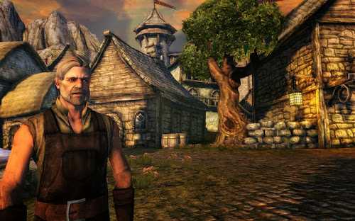 Screen Shot Of Ravensword Shadowlands (2013) Full PC Game Free Download At Downloadingzoo.Com