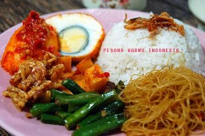 Pesona Indonesia Resep Nasi Uduk Betawi