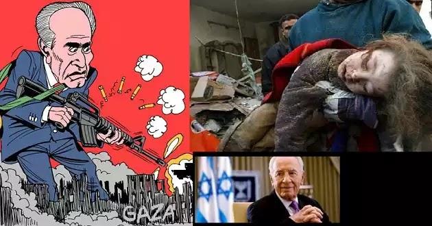 Πένθος στο Ισραήλ:«Έφυγε» ο πρώην πρόεδρος Σιμόν Πέρες! πήγε στην Αγκαλιά του Γιαχβέ τους αυτός ο αιθέρας!