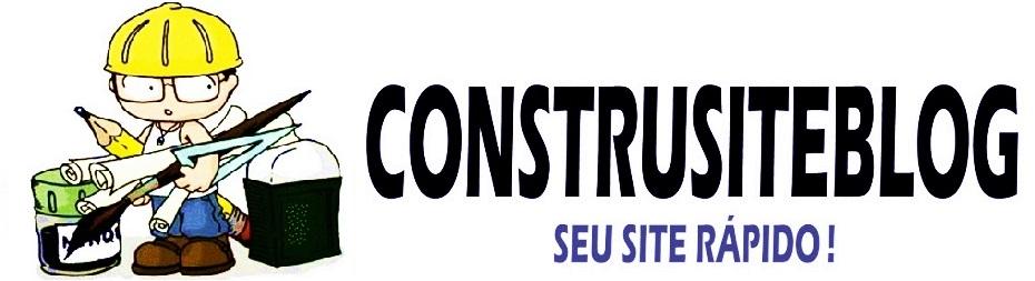 Criar Sites - ConstruSiteBlog -