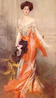 Boldini Portrait of Elizabeth Drexel Lehr