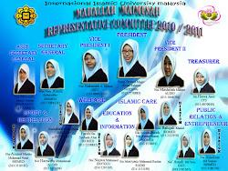 MAHALLAH MAIMUNAH REPRESENTATIVE COMMITTEE 2010/2011
