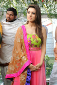 Hansika Motwani Photos at Durga movie launch-thumbnail-5